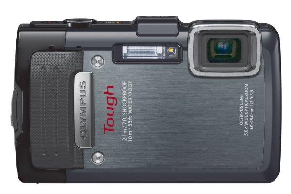 [amazon.de WeltMAIsterliche Deals] Olympus TG-835 Digitalkamera (16 Megapixel, 5-fach opt. Zoom, 7,6 cm (3 Zoll) LCD-Display, Full HD, GPS, Wasserdicht bis 10m) schwarz  für 169 €