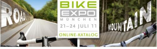 Freikarten für die Bike Expo München 21.-24. Juli 2011 (facebook)