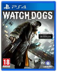 Watch Dogs, Evil Within (Xbox One, PS4) 50€ über 9.99er-GameStop