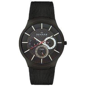 Skagen Uhren, u.a. Slimeline Titan 809 XLTBB