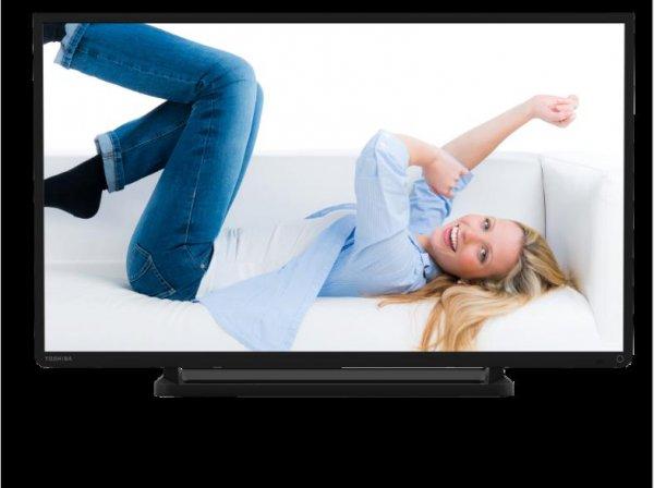 TOSHIBA 32W2433DG für 177€ @Media Markt