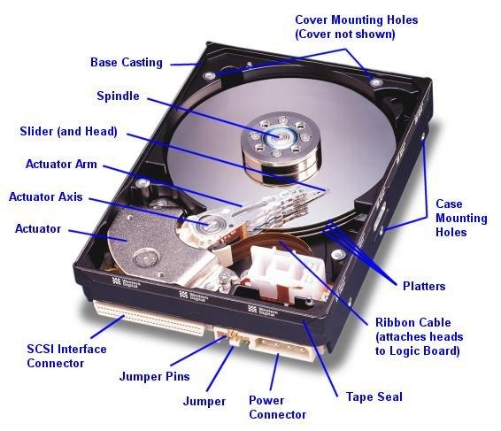 """4000GB Seagate Desktop HDD ST4000DM000 64MB 3.5"""" (8.9cm) SATA 6Gb/s @mf.de zu 122,87€"""