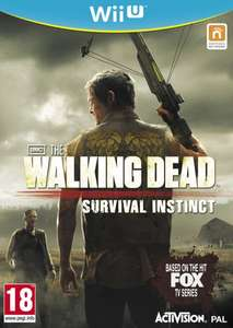 Nintendo Wii U - The Walking Dead: Survival Instinct für €18,65 [@Zavvi.com]