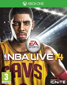Xbox One - NBA Live 14 für €34,06 [@Shopto.net]