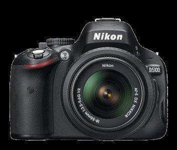 [lokal] Nikon D5100 18-55 + 55-200 Kit - Saturn Köln