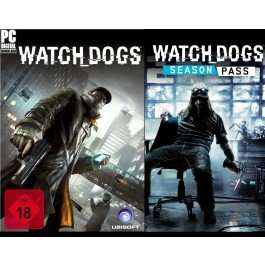 Watch Dogs Digital Deluxe Edition inkl. Season Pass