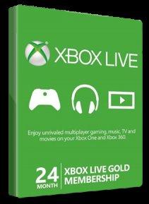 Xbox Live Gold 24 Monate für 48,49€ @G2A