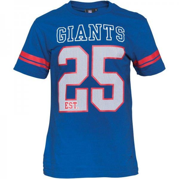 Majestic Athletic Herren Giants Rokeby T-Shirt Blau  € 17.95 + Versand € 1,-