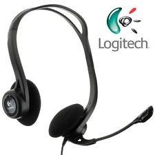 Logitech PC 960 Stereo Headset USB für 12,10€