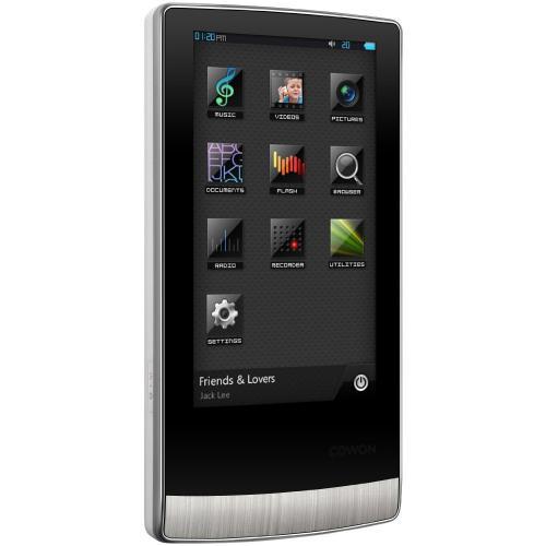 Cowon J3 16GB weiß. 180,98€ bei Amazon.de