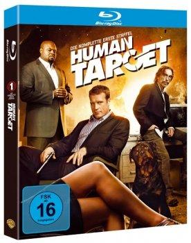 [Blu-ray] Human Target Staffel 1, Silver Linings, Insidious... @ Alphamovies.de