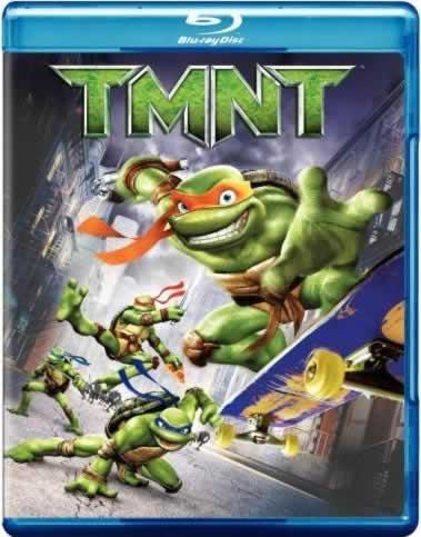 Teenage Mutant Ninja Turtles [Blu ray] für ca. 4.54€ @ bee.com