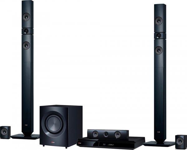 (EbayWow) LG BH7430PB 5.1, 3D Heimkinosystem, SmartTV, WLAN, 1200W, Bluetooth, Internetradio