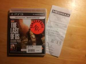 [Lokal?] The last of us - Season Pass - MEDIMAX Berlin Schönhäuser Allee