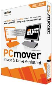 Laplink - PCmover Image & Drive Assistant (UVP 31,95 Euro)