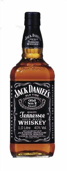 Jack Daniel's Old No.7 1l @Metro