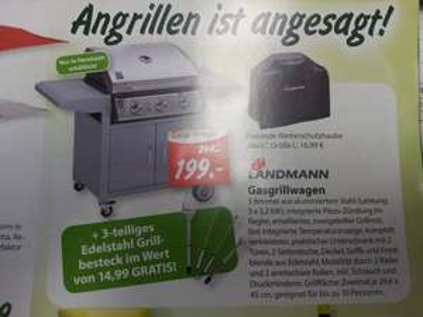 Rösle Gasgrill Raiffeisen : Raiffeisen markt angebote & deals ⇒ februar 2019 mydealz.de