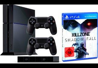 SONY PS4 Konsole + 2. Controller + PS4-Kamera + Killzone: Shadow Fall