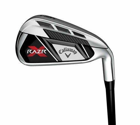 [Golf] Callaway Razr X Satz 5 - SW Stahl für 349,-
