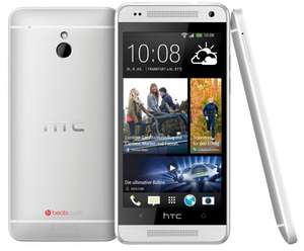 HTC One mini Silber 236,50 bei Jacob Elektronik