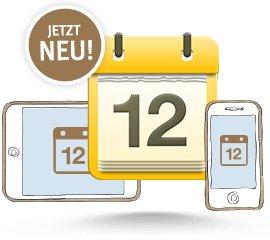 [WEB.DE] Kalender mit CalDAV-Unterstützung, auch mobil für Android und iOS