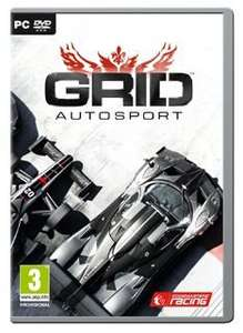 [Steam] GRID Autosport @ Simplycdkeys