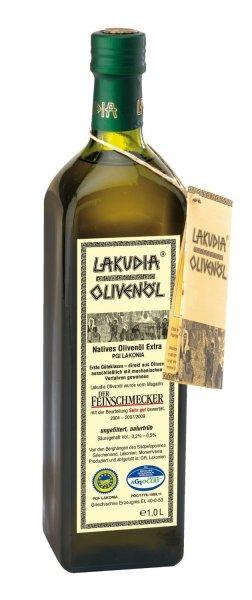 Spanisches Olivenöl 1L extra nativ kaltgepresst