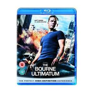 The Bourne Ultimatum (Blu-ray) 6,49€ incl.Versand