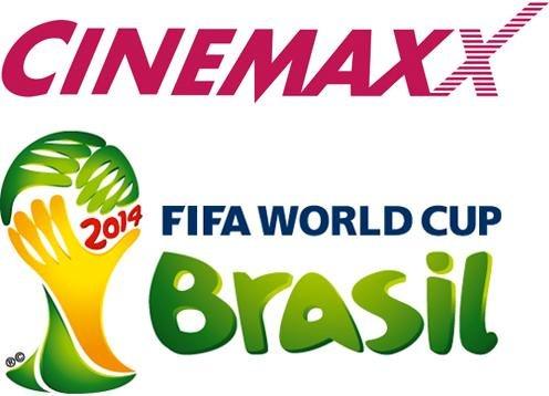 WM-Spiele kostenlos in allen deutschen Cinemaxx-Kinos live anschauen: Je Spieltag 5 kostenlose Tickets pro Person