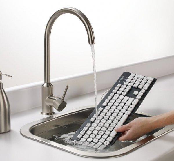 [Marktkauf MS Loddenheide] Logitech K310 waschbare Tastatur für 14,99€
