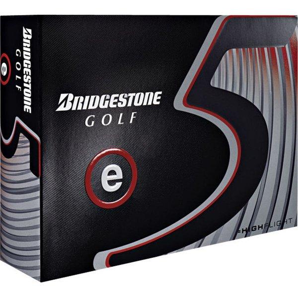 [Golf] Bridgestone Golfball e5 (HighFlight), 12er Karton für 19,95€