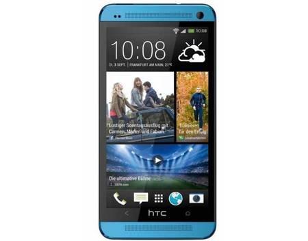 HTC One M7 Blau 16B B-Ware für 281,01 Euro @Meinpaket.de