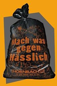 [Lokal] Gratis 60L Müllbeutel / Abfallsäcke @Hornbach München