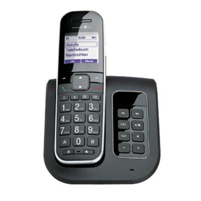 Telekom Sinus A205 Comfort DECT Schnurlostelefon -- Neuware -- 29,90 € statt Top-Idealo 39,90 €