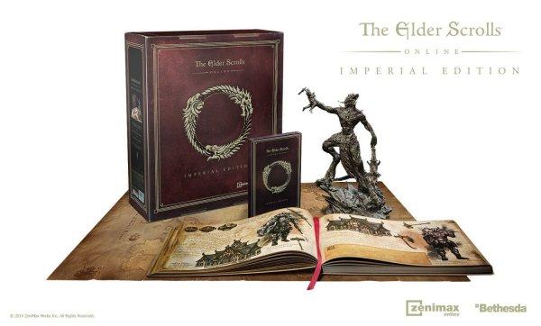 The Elder Scrolls Online Imperial Collectors uncut Edition (PC-Version) um nur 49,99€ + Versandkosten (gamesonly)