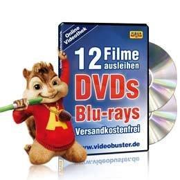 12 Blu-ray bei VideoBuster auch für Bestandskunden für 8,99