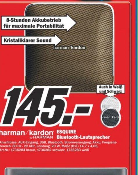 Lokal @ Mediamarkt Dresden Harman Kardon Esquire für 145 Euro