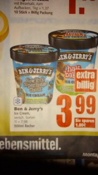[Ostfriesland?][Edeka]Ben & Jerry's für 2,99€(Coupies)/3,99€