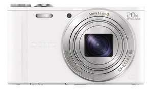 Sony Cyber-shot DSC-WX300 (18,2 MP, 20x opt. Zoom) für 149,90€ @ ZackZack