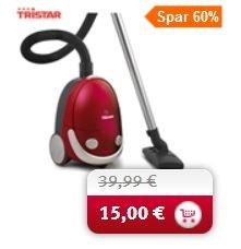 ROSSMANN.Online - Staubsauger Tristar SZ 1903  - 15 € ( MBW 19,95 € )