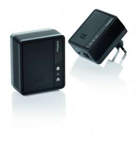 One for All SV 2010 Powerline Internet zu TV-Link Adapter (200Mbps) für 15,95€ @Amazon