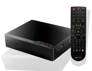 Poppstar MP100 FULL HD Mediaplayer - Unterstützt H.264/MKV, 1080p full HD @ Tradoria