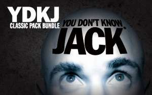 YDKJ - YOU DON'T KNOW JACK Bundle! [STEAM/DRM-Free] @ Humble-Store für €3,99