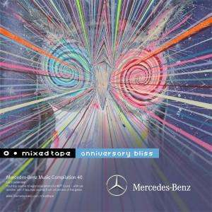 "Mercedes Benz Mixed Tape 40 ""Anniversary Bliss""  zum kostenlosen Download"