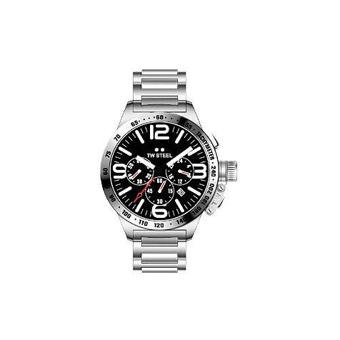 TW Steel Edelstahl Chronograph Canteen TW-301 für 124,31€ statt 255 €