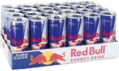 (lokal -> Ludwigsburg) Ein ganzer Karton (24 Dosen) Red Bull Energy Drink für 26 € inkl. Pfand