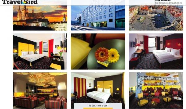 [TravelBird] Städtetrip Prag 3 Tage im 4* Hotel