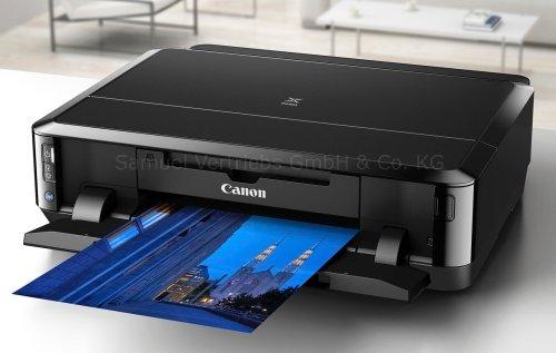 Canon IP 7250 mit kompatiblen Patronen für 61,65€