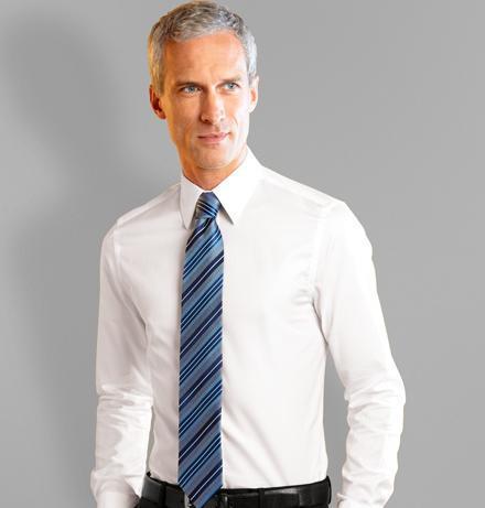 Mal wieder schick machen! Business-Krawatte aus 100% Seide bei Tchibo (offline) für 4 €