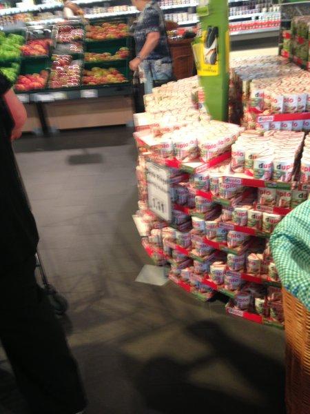 (evtl. Lokal) Ferrero Duplo für 1,11 €